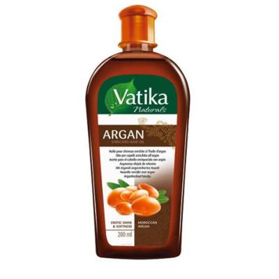 Vatika Argan Enriched Hair Oil, 200ml