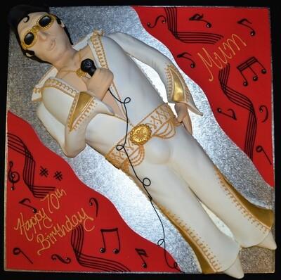 Elvis Presley (Full Body)