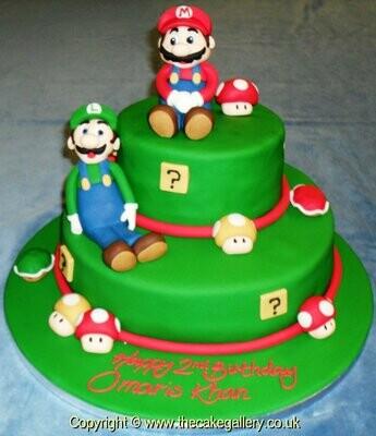 Super Mario Duo