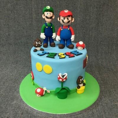 It's him, Mario.