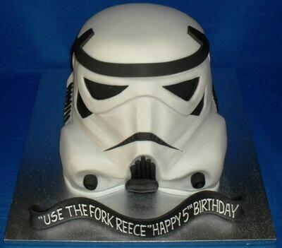 Star Wars Helmet