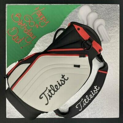 Golf Bag.