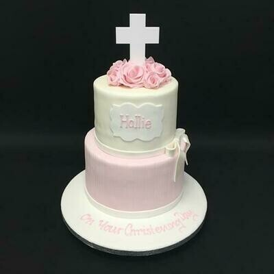 For a Christening a Communion or a Baptism