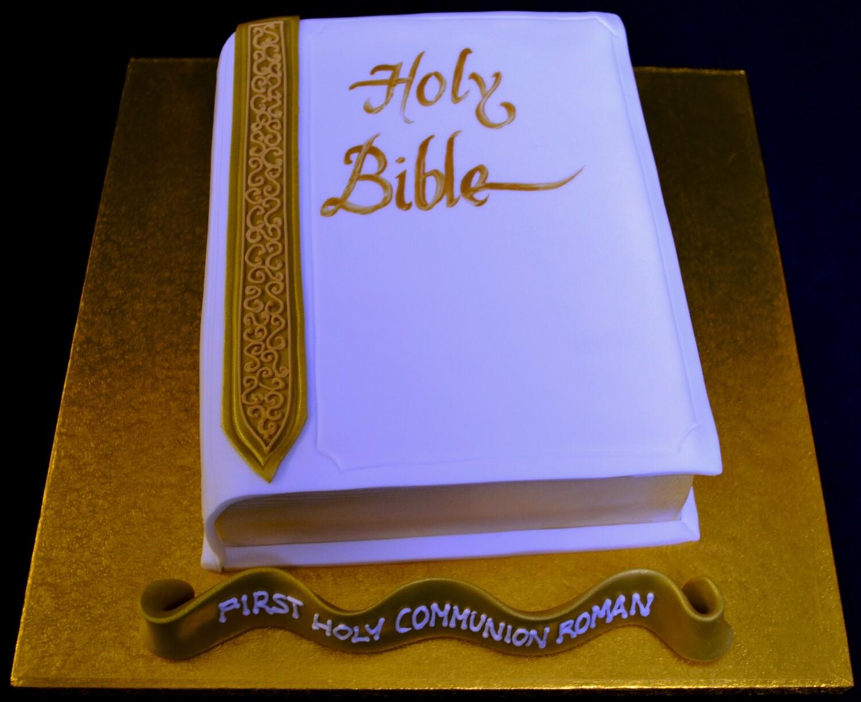 Bible, Closed Book