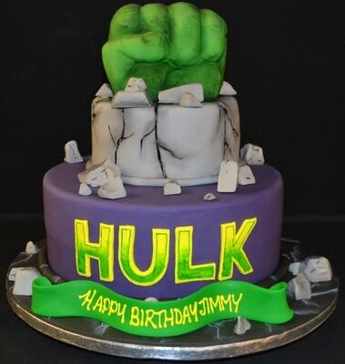 Hulk Fist Duo