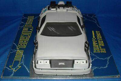 Back to the Future- DeLorean