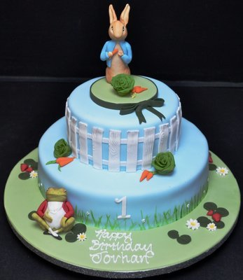 Peter Rabbit and Toad Duo 10