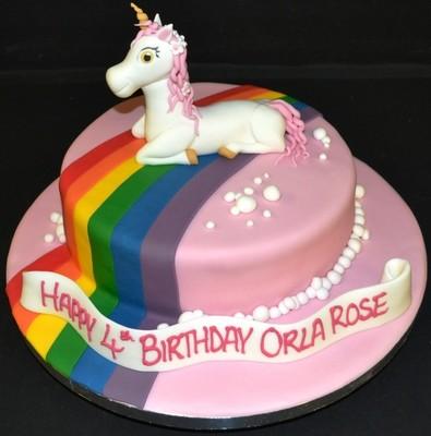 Unicorn Cake 10