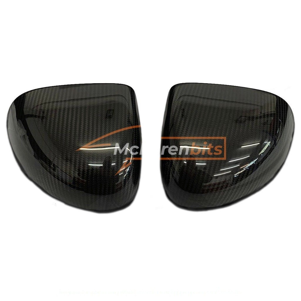 Side mirror caps