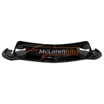 Front lower bumper