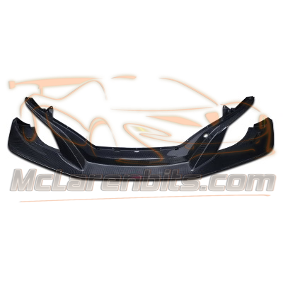 650S style front splitter
