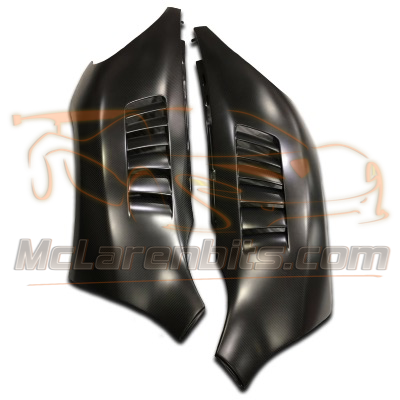 650S and 675LT GT3 front fender