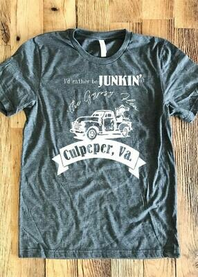 I'd Rather be junkin' at The Gypsy Flea *Pre-Order