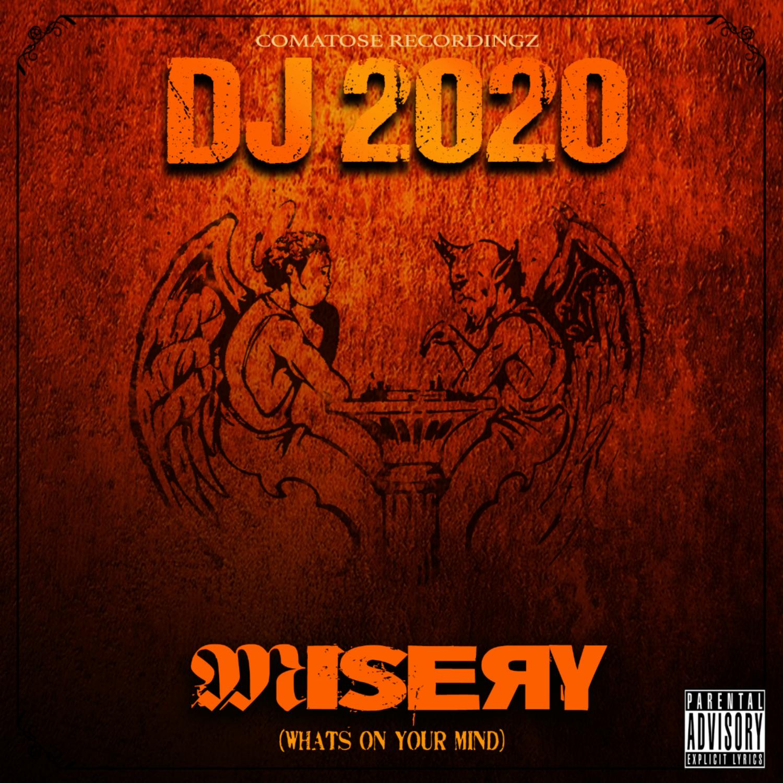 MISERY - What'z On Ur Mind? (Single)