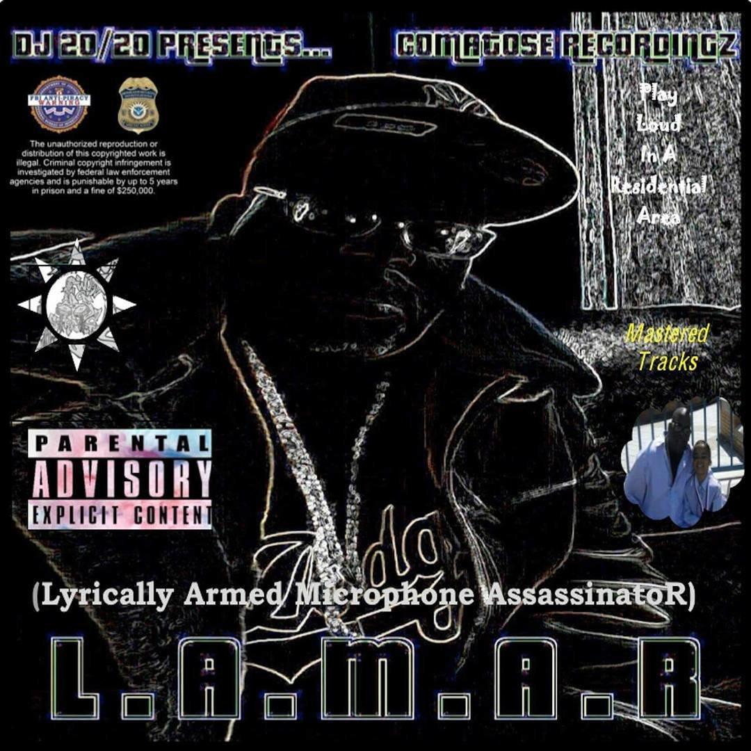 L.A.M.A.R (2017 Album)