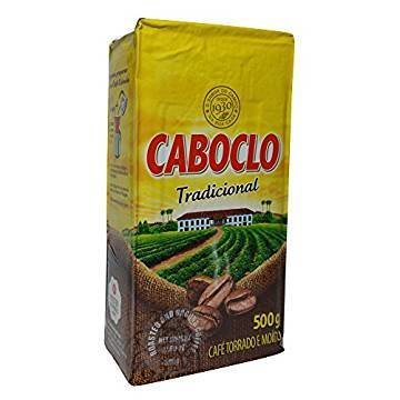 Caboclo Brazilian Coffee Medium Roast 17.60 ounce (500g)