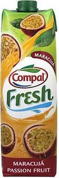 Compal Fresh Juice - Passion Fruit/ Suco de Maracuja 33.8 Oz