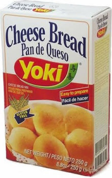 Yoki cheese bread mix 250 grams