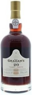 Graham's Tawny 20 Year Old Port 20% abv 750ml