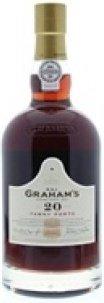 Graham's Tawny 20 Year Old Port 20% abv 750ml