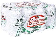 Guarana Antarctica diet Soda - Diet, 350ml, 12Pack