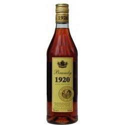 1920 Portuguese Brandy 80 proof 1liter