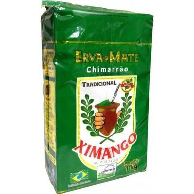 Ximango Erva Mate tradicional/ Matte tea grounds 1kg