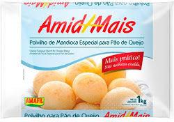 Amafil Amid Mais Polvilho Cheesebread mix- 1kg