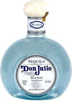 Don Julio Blanco Tequila 750ml 80 proof