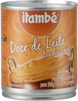 Itambé Traditional doce de leite/Milk Jam - 13.91 oz