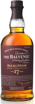 Balvenie 17 Year Old Doublewood Single Malt Scotch Whisky 750ml