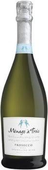 Menage a Trois Prosecco Sparkling Wine - 750ml