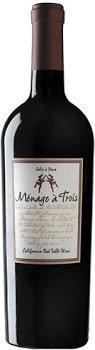 Menage a Trois Red Blend Wine - California