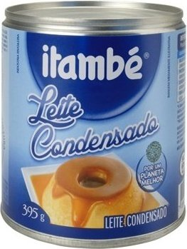 Itambe Condensed Milk - 13.9oz