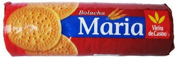 Vieira De Castro Bolacha Maria Wheat Biscuit Cookie