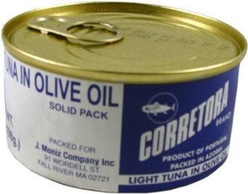 Corretora Portuguese Tuna - in Olive Oil