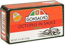 Gonsalves Octopus In Sauce - 125g