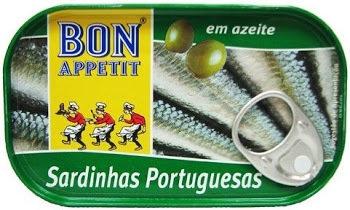 Bon Appetit Sardine in Olive Oil - 120g