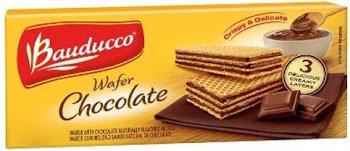 Bauducco Chocolate Wafer Cookies - 5.82oz