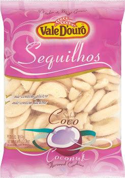 Vale D'ouro Sequilos Coconut - 12.3oz