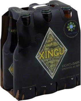 Xingu Brazilian Black Beer - 6 Pack