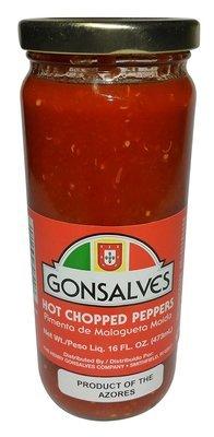 Gonsalves, Malagueta-Crushed Pepper, 16 Ounce