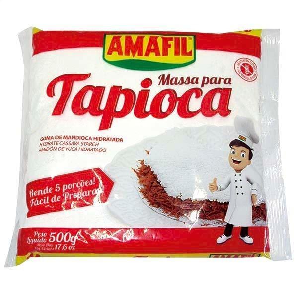 Amafil Tapioca Hidratada 500g
