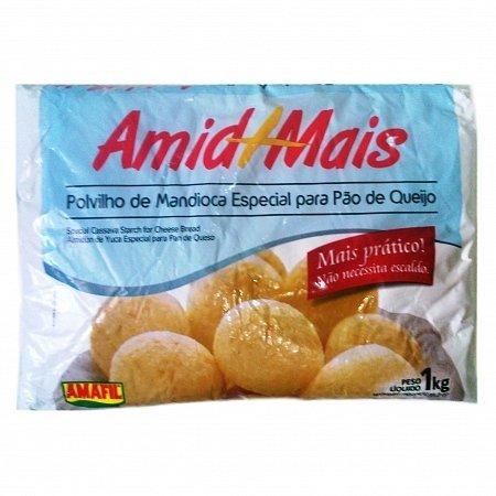Amafil Amid+ Mais Pao de queijo mix1 kg