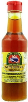 Sabor Mineiro Azeite De Dende Oil - Palm oil 150ml