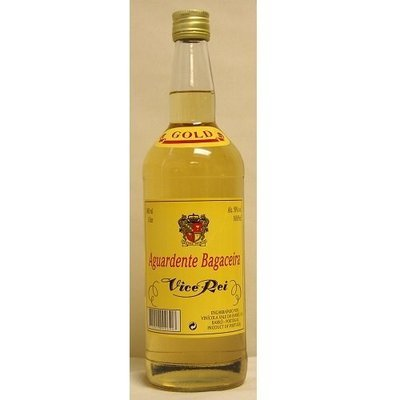 Vice Rei Aguardente Bgaceira Gold 100proof 1 Liter