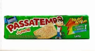 Nestle Passatempo Junior mlk Biscuits- 150g