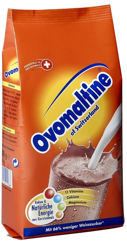 Ovomaltine Cocoa with Malt - 1 BAG - 300 g -