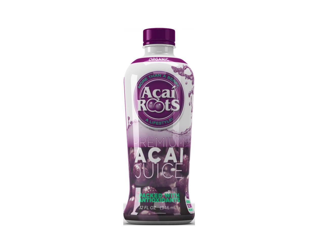 Acai Roots Organic Acai Juice 32oz