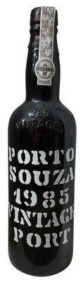 Souza 1985 Vintage Port 750 mL, 20%abv